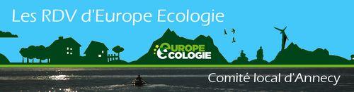 Les Rdv d'Europe Ecologie